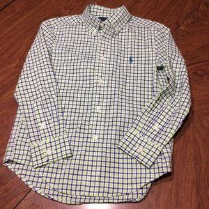 Ralph Lauren long sleeve size 6